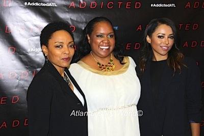 VIP screening of Addicted [29 сентября]