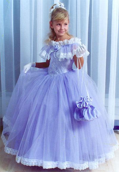 Платье своими руками для принцессы