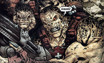 «Gears of War»: мы не ждали, а они пришли...