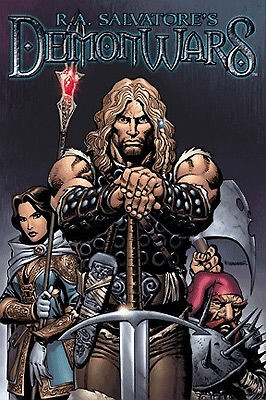 R.A.Salvatore «DemonWars»