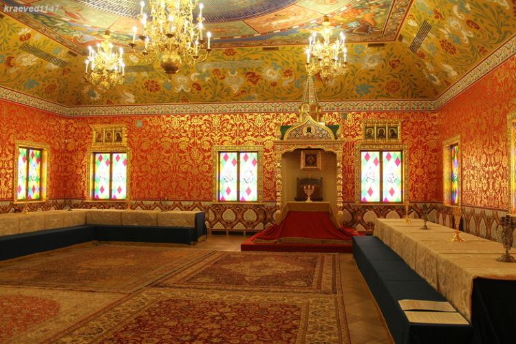 Экскурсия в Коломенское