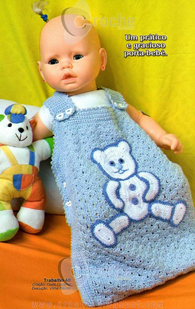 Спальный мешок для новорожденного вязаный схема