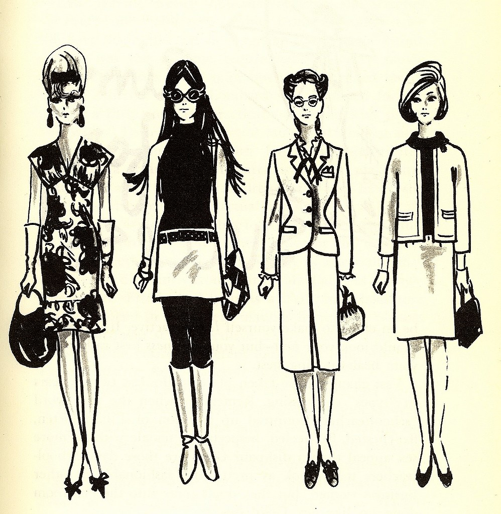 how to dress for success by edith head fashion illustration how to dress for success by edith head fashion illustration