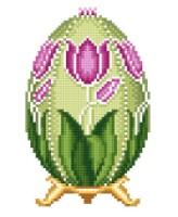 Яйцо Фаберже Тюльпан.